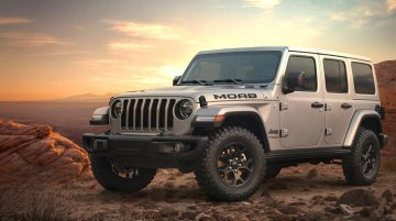 Jeep Wrangler JL to be launched in India on 9 August