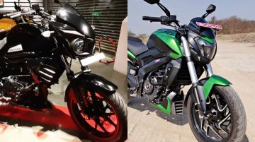 Mahindra Mojo 300 ABS vs Bajaj Dominar 400 (UG): Tech Spec Comparison