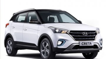 Hyundai Creta Sports Edition with 20 upgrades launched in India