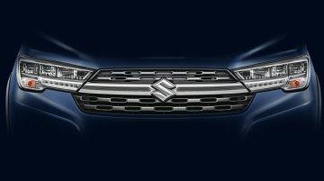 Maruti Suzuki XL6 dimensions leaked
