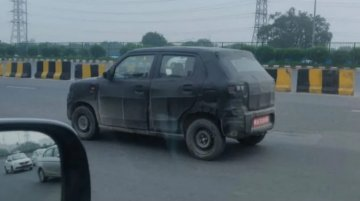 Maruti S-Presso testing continues ahead of festive season launch