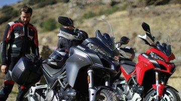 New Ducati Multistrada V4 to arrive in 2021