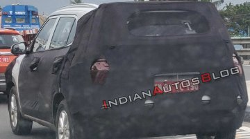 Exclusive: Next-gen 2020 Hyundai Creta spied in India for the first time