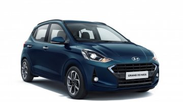 Hyundai Grand i10 Nios CNG launched, priced from INR 6.63 lakh