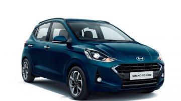 नई Hyundai Grand i10 Nios से पर्दा हटा, बुकिंग शुरू
