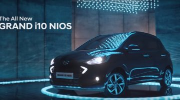 2019 Hyundai Grand i10 Nios rear-end partially revealed [Video]
