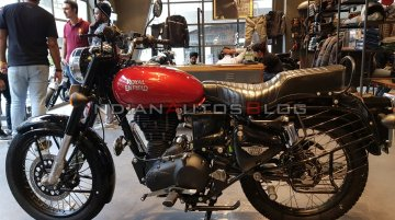 Royal Enfield Bullet 350 ABS gets its first prices hike