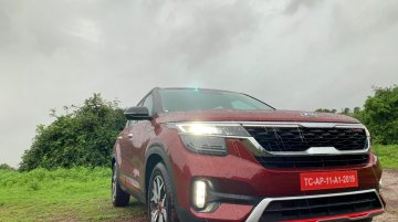 Kia delivers 6,200 units of Seltos in India in August