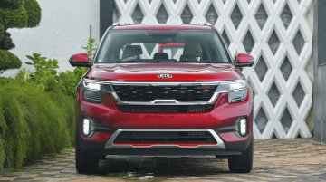 Kia Seltos retains top spot in its segment for the second time in a row