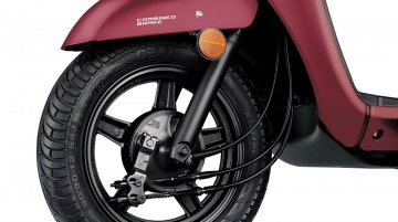 New alloy wheel drum brake Suzuki Access 125 launched at INR 59,891
