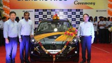 Hyundai Grand i10 Nios का प्रोडक्शन शुरू, 20 अगस्त को होगी लॉन्च