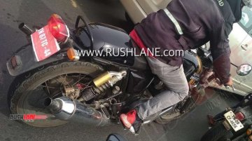 BS-VI Royal Enfield Continental GT 650 makes spy-photo debut
