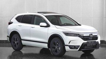 Honda Breeze एसयूवी से हटा पर्दा, नई CR-V पर होगी बेस्ड