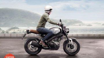 Yamaha XSR155 - Image Gallery