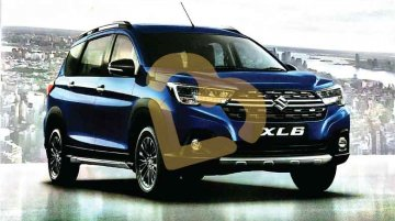 Maruti XL6 brochure leaked ahead of launch tomorrow