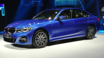Seventh-gen BMW 3-Series Launched in India, Priced at INR 41.40 lakh