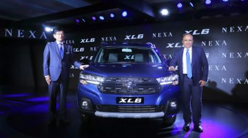 Maruti XL6 launched, Prices start at INR 9.79 lakhs