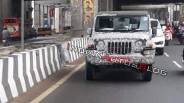 2020 Mahindra Thar: Top 5 things to expect from next-gen model