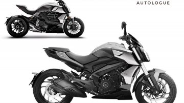 Ducati Diavel 1260-inspired Domivel 2 kit from Autologue looks appealing