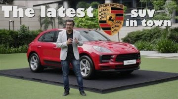 2019 Porsche Macan & Macan S launched in India   More Luxury, Power and Style