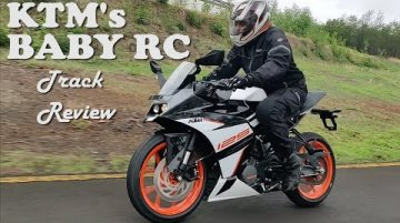 KTM RC 125 | First Ride Review | Can KTM's Baby Firecracker De-Throne The Mighty Yamaha R15 V3.0?