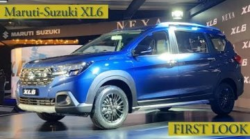 Maruti-Suzuki XL6 LAUNCHED | First Look | Company's First Premium MPV Has It All!