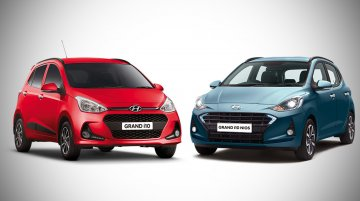Hyundai Grand i10 Nios vs. Hyundai Grand i10: Design, features, specs & pricing compared