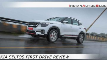 Kia Seltos Test Drive Review - The Highly Lovable 'Badass'