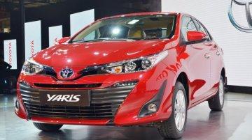 Toyota Yaris पर 3.5 लाख रूपए तक की भारी छूट, इस तरह उठाए लाभ