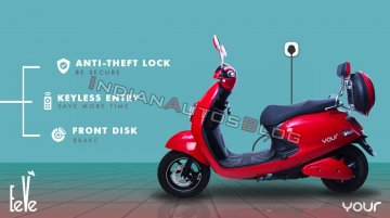 EeVe to unveil electric sports bike and retro scooter at Auto Expo 2020