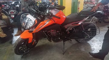 KTM 790 Duke bookings open in India, limited to 100 units