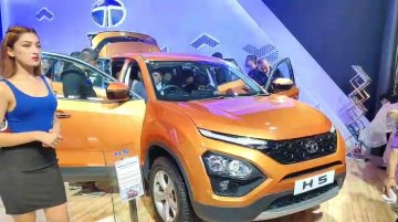 Tata Harrier launched as Tata H5 in Nepal, prices range from INR 35-46 lakh