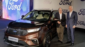 Chinese SUV-based Ford Territory (Hyundai Creta rival) confirmed for LATAM