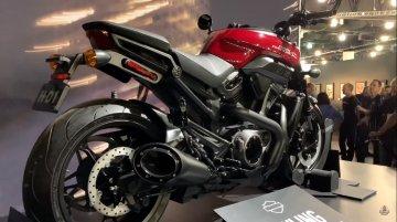 Harley-Davidson Streetfighter 975 make public debut [Video]