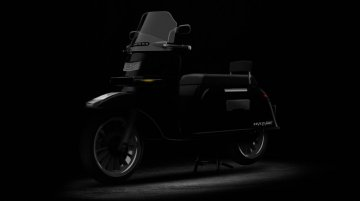 Blacksmith B3 electric scooter with 120 km range teased