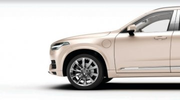 Volvo XC90 Excellence Lounge - Image Gallery