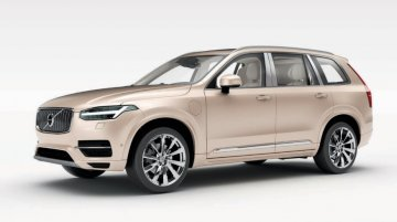 Volvo launches XC90 Excellence Lounge in India at INR 1.42 crore