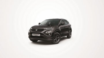 Tata Motors launches Harrier Dark Edition at INR 16.76 lakh
