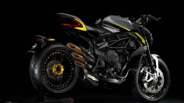 MV Agusta Dragster 800 RR to be launched in India this month - Report