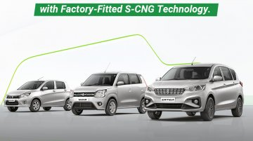 Maruti Suzuki to offer a CNG variant of all small cars - Report
