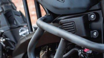 Modified Yamaha XSR155 - Image Gallery