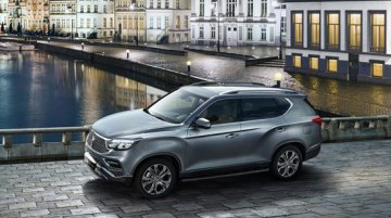 2020 G4 Ssangyong Rexton - Image Gallery