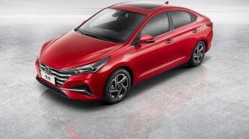 2020 Hyundai Verna - Image Gallery