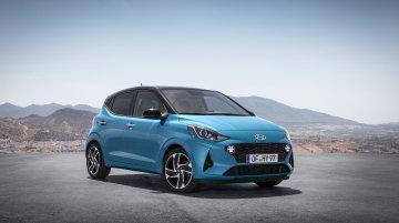 Euro-spec 2019 Hyundai i10 - Image Gallery