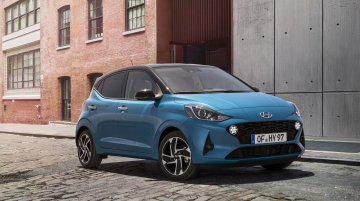 Euro-spec 2019 Hyundai i10 Officially Revealed Ahead of IAA Debut [video]