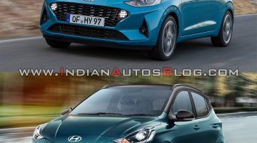 Euro-spec 2019 Hyundai i10 vs. Hyundai Grand i10 Nios: Design, features & specs compared