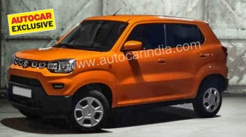 Maruti S-Presso to be based on Heartect platform - Report