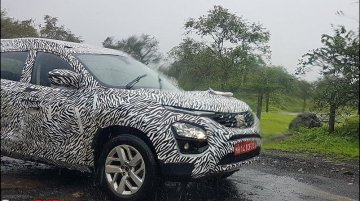 Tata Buzzard road testing continues, spied once again