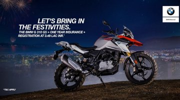 BMW G 310 R and G 310 GS available at a discount via Mumbai dealership
