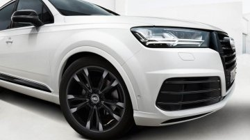 Audi Q7 Black Edition launched, priced at INR 82.15 lakh